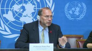 WHO gathers health experts in Geneva to talk Ebola