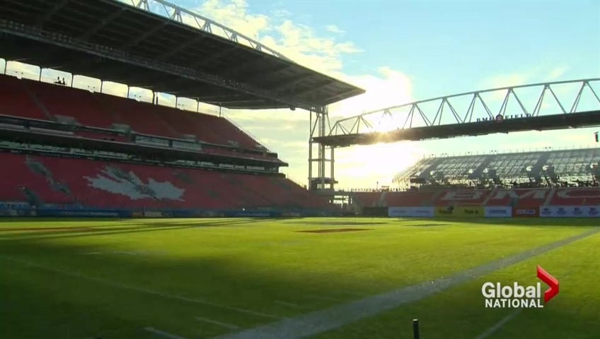 How they scored at the 104th Grey Cup