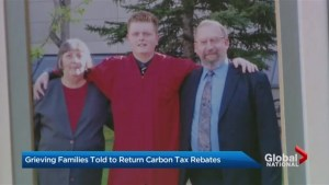 Alberta looking at changes for carbon tax rebate program