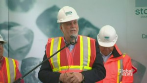 Quebec's first Diamond Mine opens