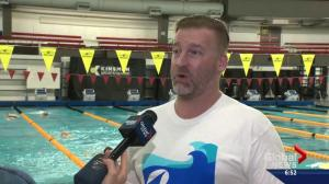 Edmonton man making waves in aquatic sports scene