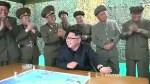 North Korea tests ballistic missile