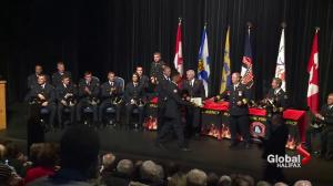 Passing the torch: Halifax fire chief caps career at graduation ceremony