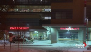 Contagious patient being treated in Calgary