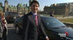 Looking back at Trudeau's 100 days in power