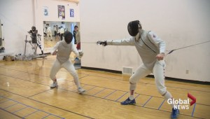 Sask. represented by 2 fencers at international competitions
