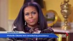 First Lady not considering White House