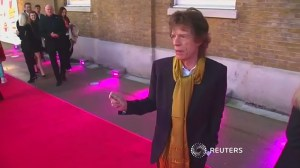 Mick Jagger dad again aged 73