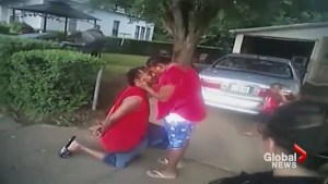 Man proposes to girlfriend while being arrested