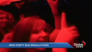New party bus regulations