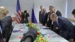 Russian, U.S. foreign secretaries hold side meeting at G20 conference