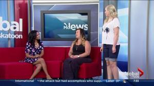 Harper Clothing features local Saskatoon designs