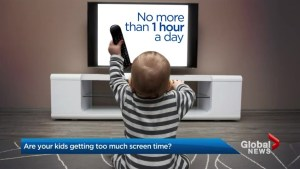 How much screen time is too much for your child?