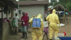Canada's Ebola approach