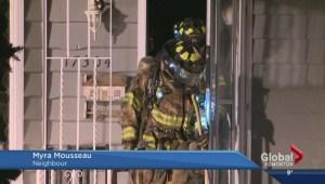 Fatal Edmonton fire