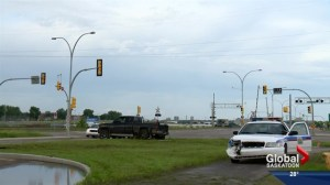 Saskatoon police pursuit policy pondered
