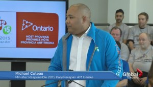 Athlete's Village handed over to city ahead of Pan Am Games