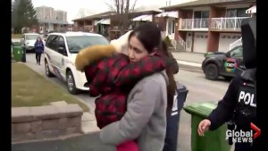 Four-year-old Toronto girl returns home with her mother following Amber Alert scare