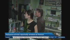 Marc and Jodie Emery arrested at Toronto airport
