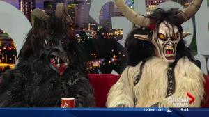 Krampusnacht 2016 taking over Edmonton
