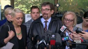 Vader verdict: McCann family relieved by guilty verdict against Vader