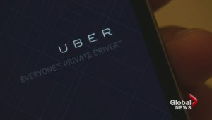 Montreal cab drivers plan massive Uber protest