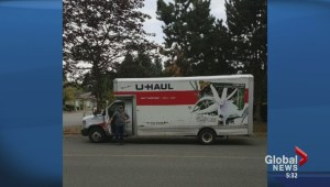 'We lost everything we own': family's U-haul stolen mid move