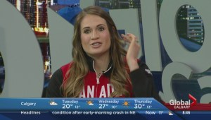 Meaghan Mikkelson talks Pan-Am and Olympic games