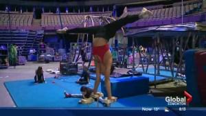 Behind the scenes at Cirque du Soleil's Varekai