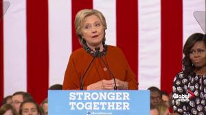 Hillary Clinton: If you care about climate change, you've got to vote