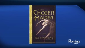Eva Stachniak's new novel, 'The Chosen Maiden'