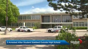 GTA high school student stabbed for second time in as many days