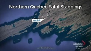 Police fatally shoot 19-year-old in northern Quebec after stabbings leave 3 dead