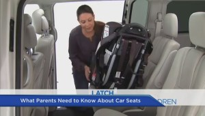 What B.C. parents need to know about car seats