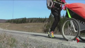 Man who ran across Canada for charity has more in store