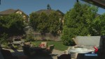 Open House: Backyard decking