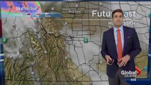 Record breaking temperatures in Calgary