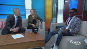 How Omi is dealing with success after smash hit single 'Cheerleader'