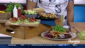 Healthy meals for the holidays with Fidel Gastro's Matt Basile