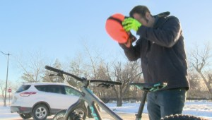 Fat Bikes rising in popularity in Regina