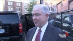 Attorney General Jeff Sessions denies meeting with Russian officials prior to election