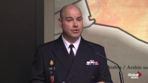 Department of Defence updates the nation on anti-ISIS campaign
