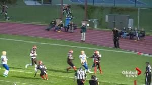Okanagan Sun take a pounding