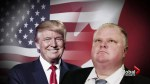 Tale of two elevators: Rob Ford and Donald Trump's unlikely rise to politics