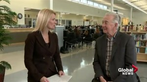 Preston Manning sits down to discuss his father Ernest
