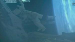 Astronauts replace failed power regulator on ISS