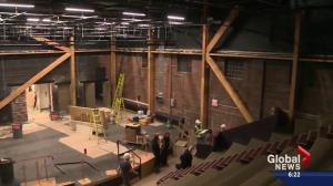 Take a tour inside Edmonton's new Varscona Theatre, to open in June