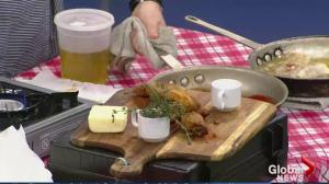 Chef Live Richard Julien whips up Super Bowl wings