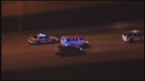 RAW: Suspect in van leads police chase through New Jersey, ends hours later in Philadelphia