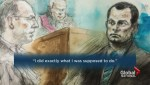 Court watches James Forcillo reenact Sammy Yatim's movements before shooting